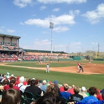 Photo taken at Hawks Field at Haymarket Park by Wes J. on 3/17/2012