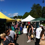 Photo taken at Davies Park Market by Lauro on 3/30/2012