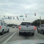 Photo taken at Dale Mabry Hwy & Tampa Bay Blvd by Javier F. on 2/9/2012