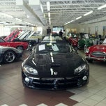 Photo taken at Flemings Ultimate Garage by Nabil A. on 4/21/2012