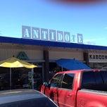 Photo taken at Antidote Coffee by Kat M. on 2/11/2012