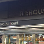 Photo taken at The House Café by Zeynep I. on 3/24/2012
