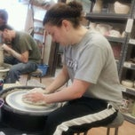 Photo taken at Wichita Pottery by Ashley J. on 3/10/2012