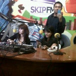 Photo taken at Radio SKIP 94.3 FM by Ady B. on 3/2/2012