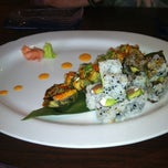 Photo taken at Red Ginger Sushi & Hibachi by Lisa H. on 8/15/2012