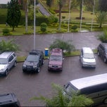 Photo taken at Hotel Niagara, Parapat by Baringin P. on 4/6/2012