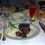 Photo taken at Frankie and Johnnie's Steakhouse by Andrea M. on 8/17/2012