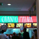 Photo taken at Quanto Prima by Helio F. on 6/11/2012