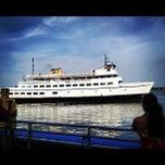 Photo taken at The Block Island Ferry by Eddie on 8/25/2012