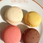 Photo taken at Café Richelieu – Angelina by Tomonari S. on 9/6/2012