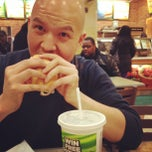 Photo taken at Subway by Jessica B. on 2/10/2012