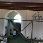 Photo taken at Masjid Nur Asmaul Husna by astri_ana on 8/18/2012