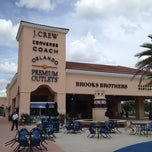Photo taken at Orlando Premium Outlets - Vineland Ave by Rafael R. on 8/31/2012