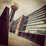 Photo taken at Knoxville Convention Center by Echo O. on 8/25/2012