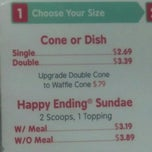 Photo taken at Friendly's by Will G. on 7/22/2012