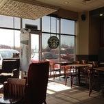 Photo taken at Starbucks by Bryan F. on 3/11/2012