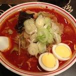 Photo taken at 蒙古タンメン中本 渋谷店 by Kentaro K. on 3/30/2012