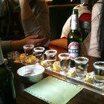 Photo taken at Lokal Beer Cafe by Yağmur A. on 3/10/2012