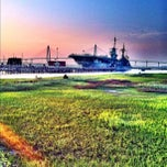 Photo taken at Patriots Point Naval & Maritime Museum by Jason B. on 7/5/2012