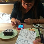 Photo taken at Sakae Sushi by Jessyca Y. on 3/9/2012