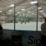 Photo taken at Minnesota Made Hockey by Callista O. on 5/13/2012