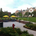 Photo taken at University of New Haven by Derek K. on 8/14/2012