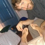 Photo taken at Charleston Community Acupuncture by Anne B. on 3/21/2012