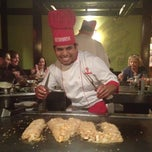 Photo taken at Benihana by Jim M. on 4/25/2012