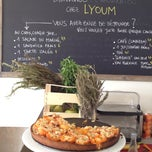 Photo taken at LYOUM • Petits vêtements • Cuisine délicate by Houeida A. on 7/3/2012
