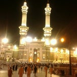 Photo taken at MASJIDIL HARAM by Alauddin on 7/10/2012