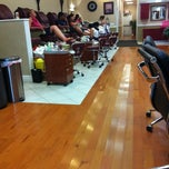 Photo taken at Sunny Nail & Spa by Celeste on 8/3/2012