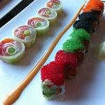 Photo taken at Xaga Sushi & Asian Fusion by Gustavo C. on 6/23/2012