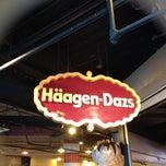 Photo taken at Häagen-Dazs Café by Kate J. on 8/12/2012