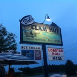 Photo taken at Bob's Clam Hut by Ben L. on 7/7/2012