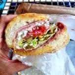 Photo taken at Potbelly Sandwich Shop by Robert S. on 8/17/2012