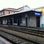Photo taken at Stazione Chivasso by Caco P. on 4/16/2012