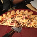 Photo taken at Pizza Hut by Iulia P. on 4/23/2012