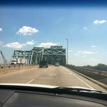 Photo taken at Missouri / Illinois State Line by Jessica D. on 8/11/2012