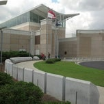 Photo taken at Airborne & Special Operations Museum by Sarah W. on 8/11/2012