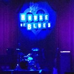 Photo taken at House of Blues by Stephen K. on 3/21/2012