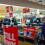 Photo taken at Coles by Dave W. on 2/15/2012