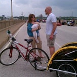 Photo taken at Ciclovia de Dallas by Angela H. on 4/14/2012