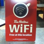 Photo taken at Tim Hortons by Mel on 6/24/2012