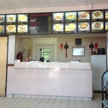 Photo taken at Great Wall Chinese Takeout by Jeff P. on 4/18/2012