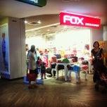 Photo taken at FOX by Durga D. on 5/12/2012