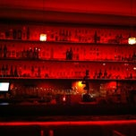 Photo taken at Red Lounge by Fritz-Joël M. on 7/19/2012