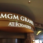 Photo taken at MGM Grand at Foxwoods by Michael B. on 7/14/2012