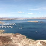 Photo taken at Lake Mead Overlook by Denis П. on 3/26/2012