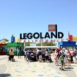 Photo taken at Legoland California by erich l. on 8/11/2012