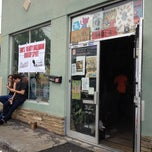 Photo taken at Trailerspace Records by Adam L. on 3/14/2012